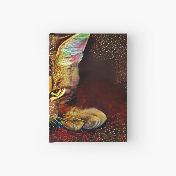 Redreaming Deep Dreamed Sky Hardcover Journal