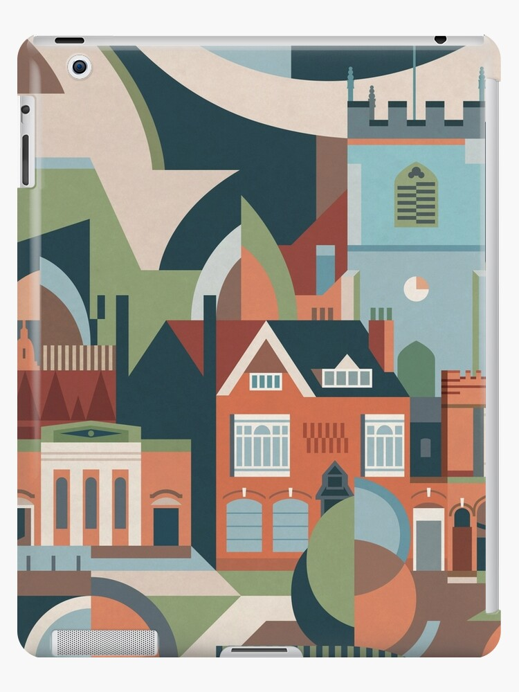 Moseley Village by Brumhaus