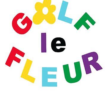 Golf Le Fleur by BoringCoShirts