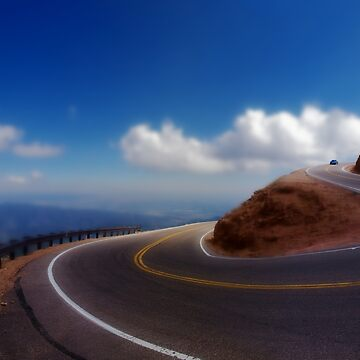Pikes Peak by dawnmvd