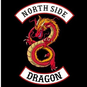 NORTH SIDE DRAGONS by nazeli