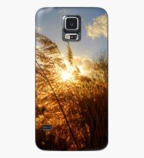 Marsh Sunset Case/Skin for Samsung Galaxy