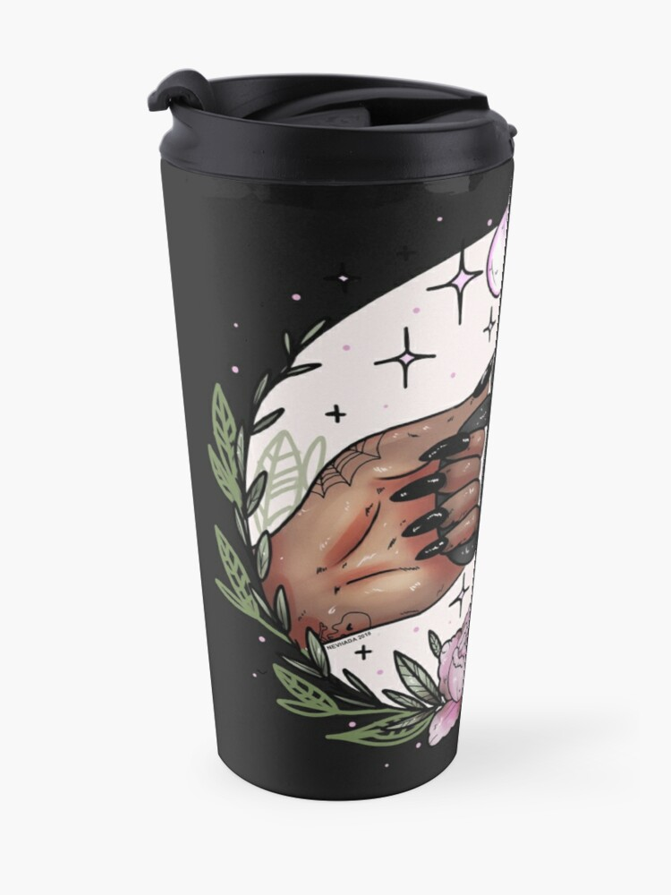 Alternate view of Witches Brew Travel Mug