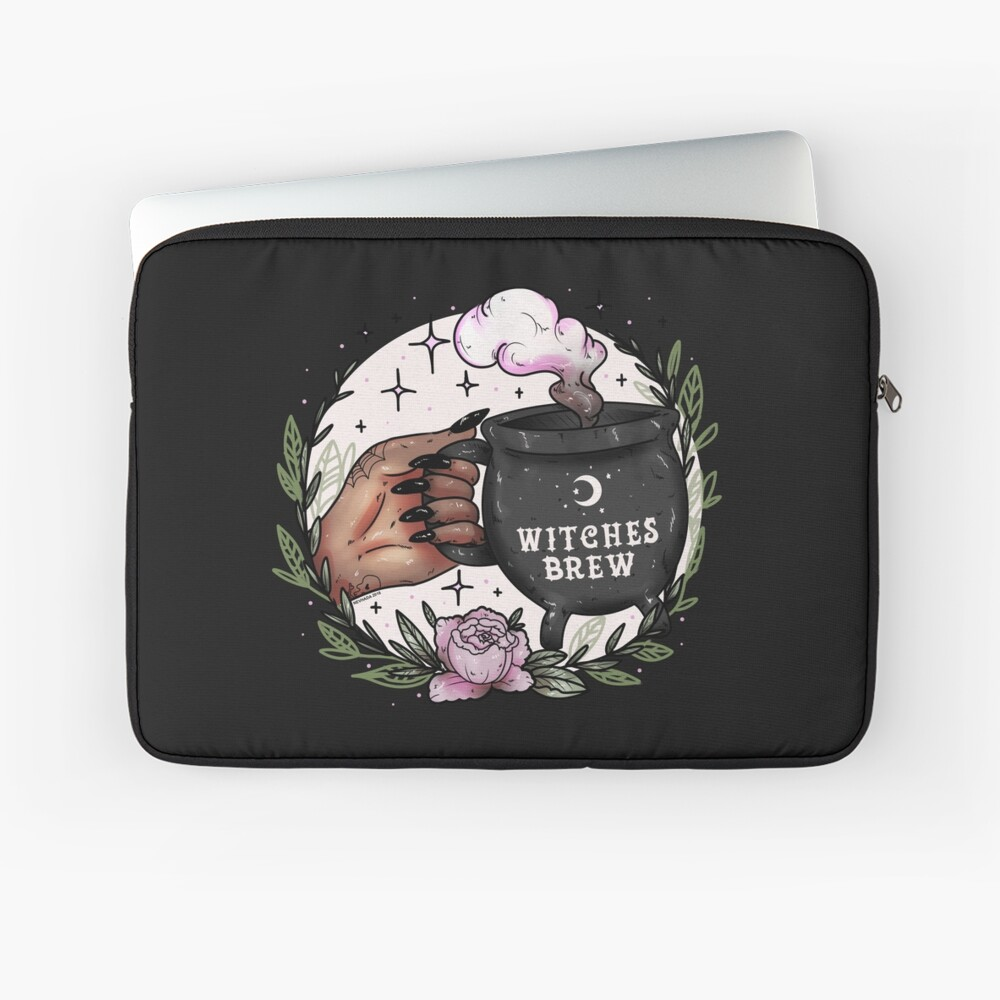 Witches Brew Laptop Sleeve