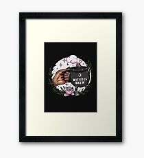 Witches Brew Framed Print