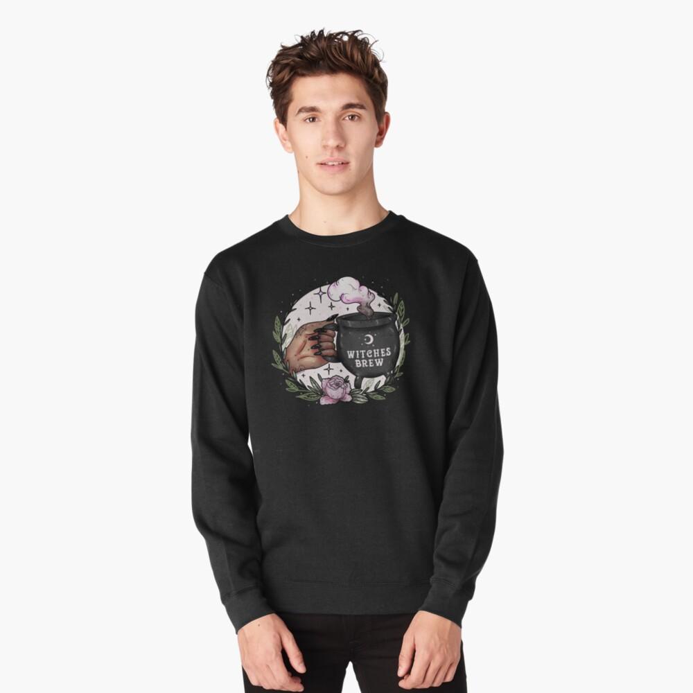 Witches Brew Pullover Sweatshirt