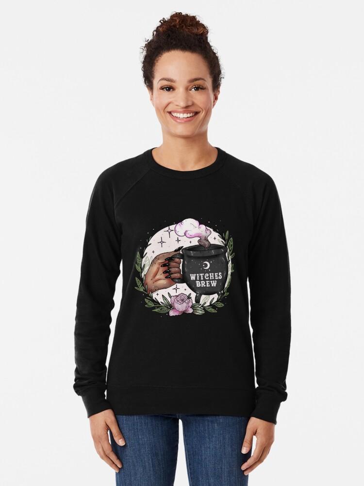 Alternate view of Witches Brew Lightweight Sweatshirt