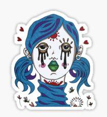 Healing Angel t-shirt Sticker