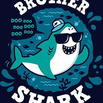 Brother Shark by Olipop