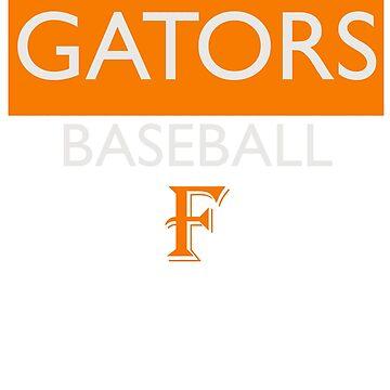 Florida Gator Baseball by kimoufaster