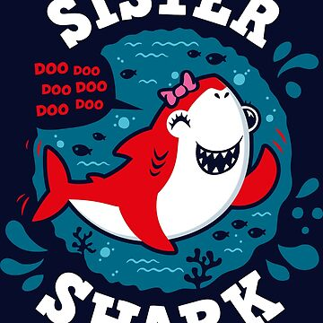 Sister Shark by Olipop