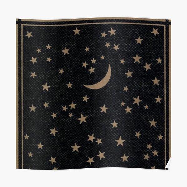 Magic Moon Poster