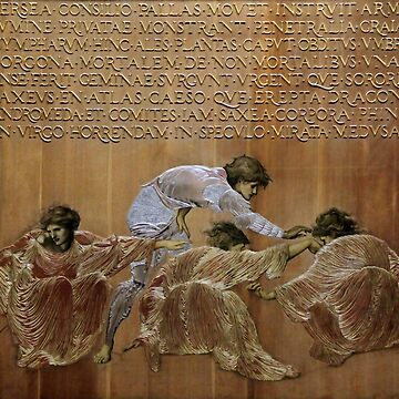 """Edward Burne-Jones """"Perseus and the Graiae"""" (I) by ALD1"""