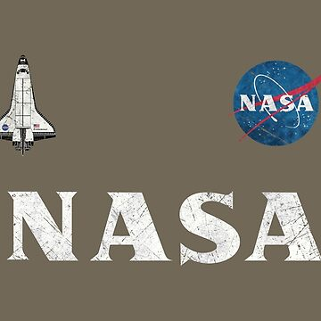 USA Space Mission Vintage V01 by Lidra