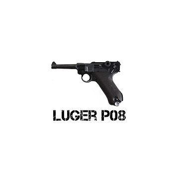 Luger P08 Parabellum by CarlosV