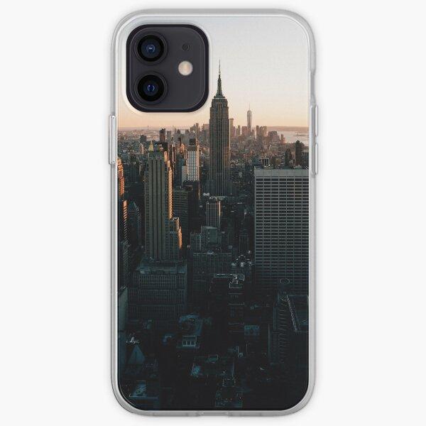 New York Skyline iPhone Soft Case