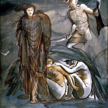 "Edward Burne-Jones ""The Finding of Medusa"" by ALD1"