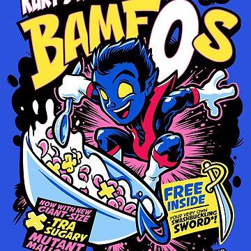 Kurt's Krunchy BamfOs by harebrained