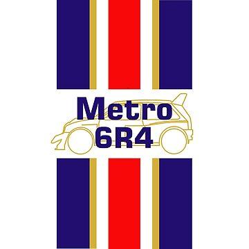 6R4 racing by purpletwinturbo