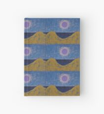 Sea Dunes original painting Hardcover Journal
