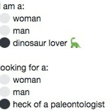 Looking for a Heck of a Paleontologist by alihilker