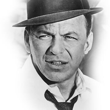 Sinatra as Tony Rome by TOMSREDBUBBLE