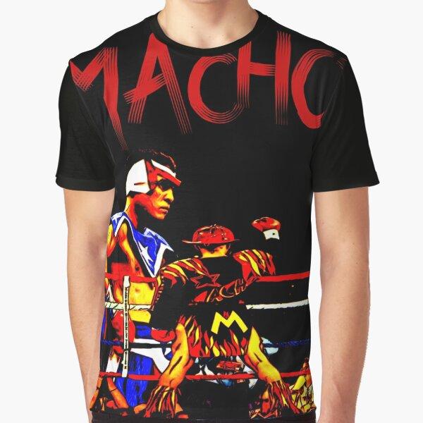 Hector Macho Camacho Graphic T-Shirt