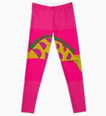 AFRICAN FISH Leggings