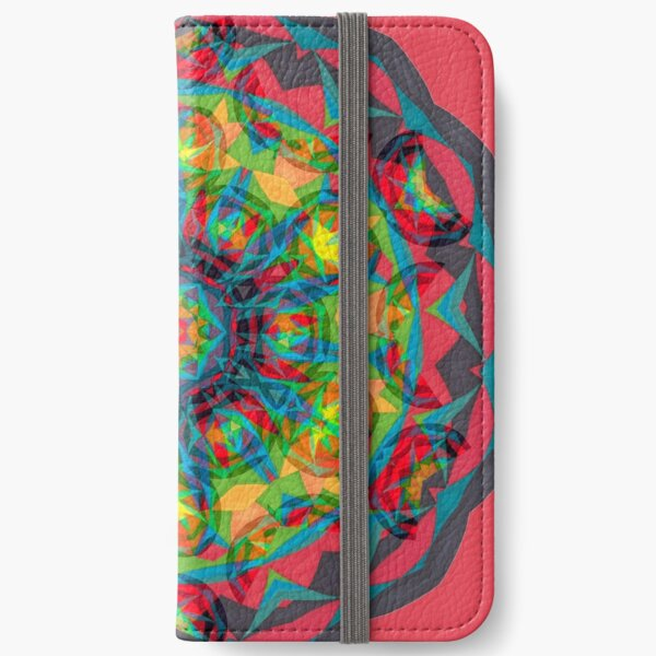 Charcoal and Fruit Ties Fall Into Winter Collection at Green Bee Mee iPhone Wallet