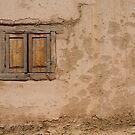Taos Window by Bob  Perkoski