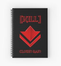 Guild Wars 2: [KILL] CLOSED RAID Spiral Notebook