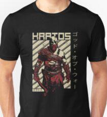 Kratos Diagonal God of War - Video Game Shirt Unisex T-Shirt