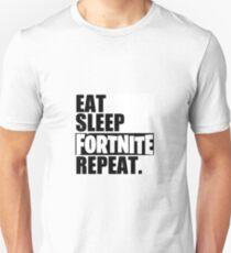 EAT SLEEP FNTE REPEAT Unisex T-Shirt