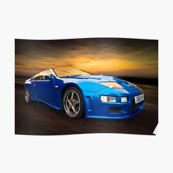 300ZX Poster
