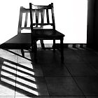 Seat shadows. by Paul Pasco