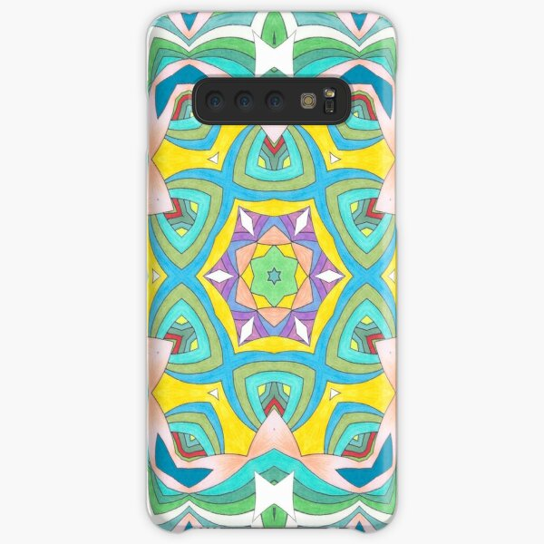 Colors and Bows Fall Into Winter Design Collection at Green Bee Mee Samsung Galaxy Snap Case