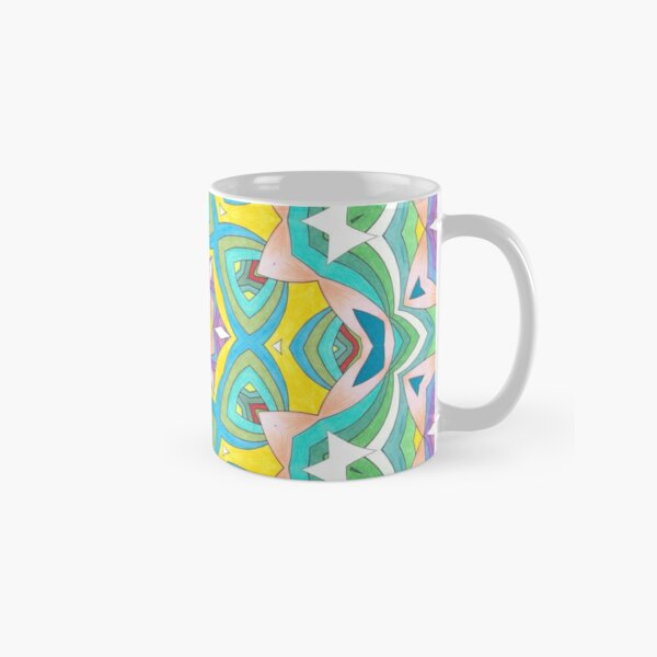 Colors and Bows Fall Into Winter Design Collection at Green Bee Mee Classic Mug