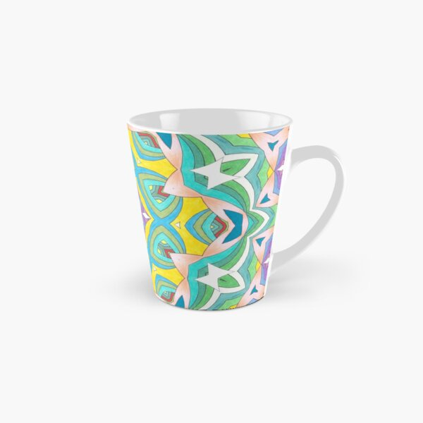 Colors and Bows Fall Into Winter Design Collection at Green Bee Mee Tall Mug