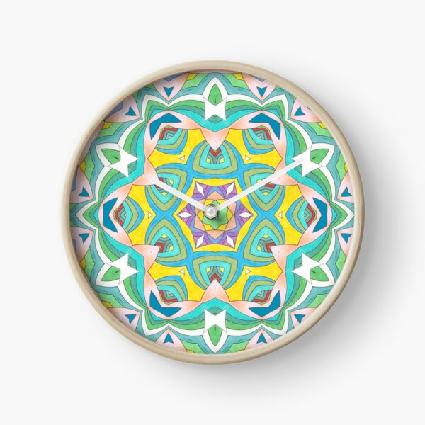 Colors and Bows Fall Into Winter Design Collection at Green Bee Mee Clock