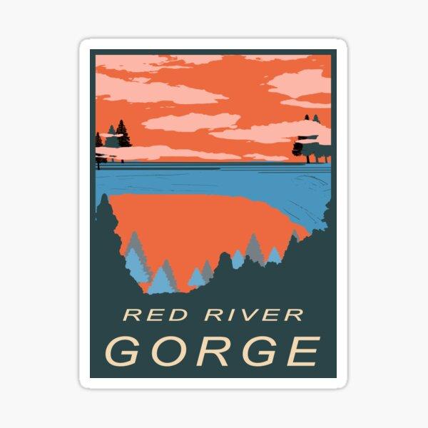 Daniel Boone National Forest  Sticker