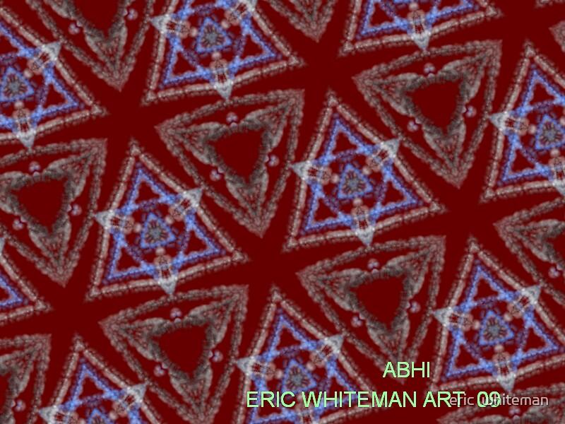 ( ABHI )  ERIC WHIEMAN ART   by eric  whiteman