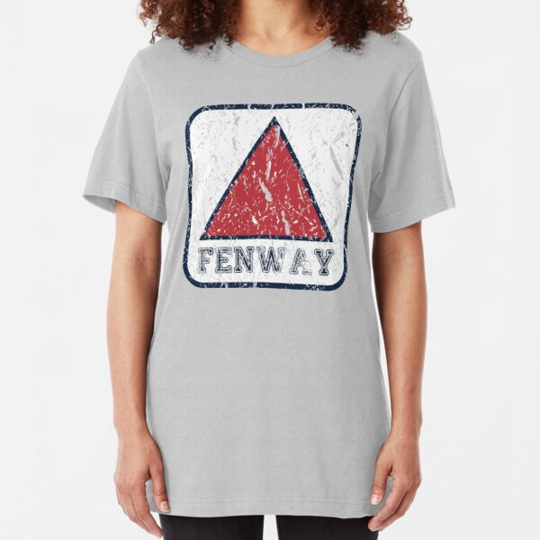 Fan of Fenway Boston Baseball Slim Fit T-Shirt