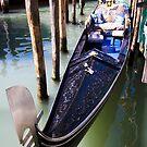 Venetian Gondola - Venice, Italy by rjhphoto