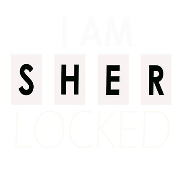I am sher locked by Faba188