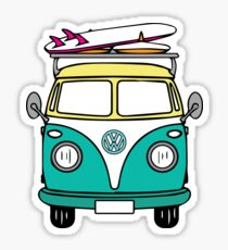 Volkswagen Stickers Redbubble