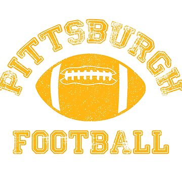Pittsburgh Distressed Pro Football Team by maxhater