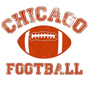 Chicago Distressed Pro Football Team by maxhater