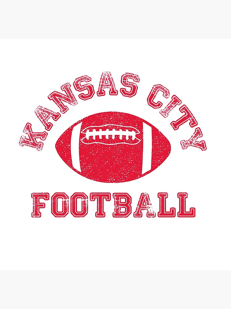 Kansas City Distressed Pro Football Team by maxhater