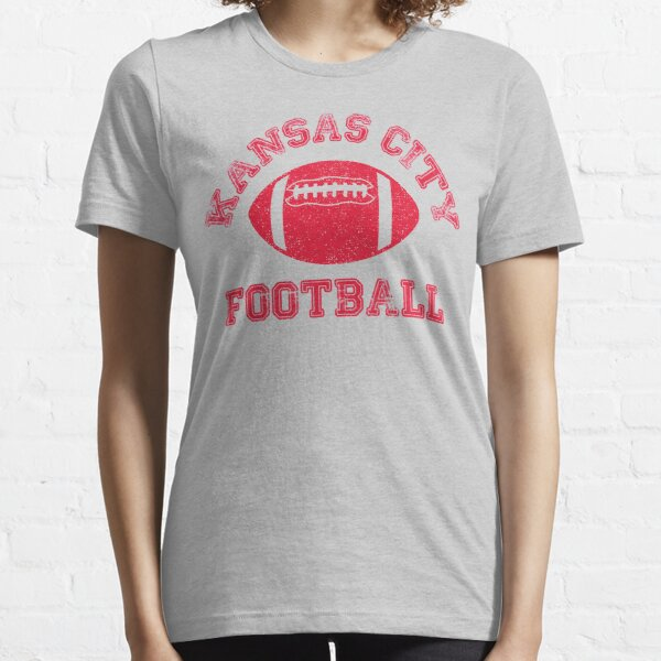 Kansas City Distressed Pro Football Team Essential T-Shirt