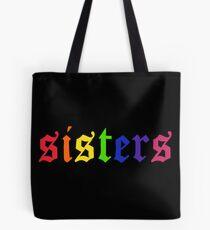 James Charles - Rainbow Sisters (Black) Tote Bag